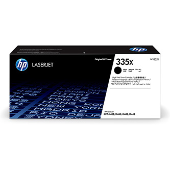 HP originální toner W1335X, black, HP 335X, high capacity, HP O