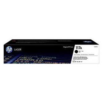 HP originální toner W2070A, black, 1000str., HP 117A, HP Color LaserJet MFP179 Series