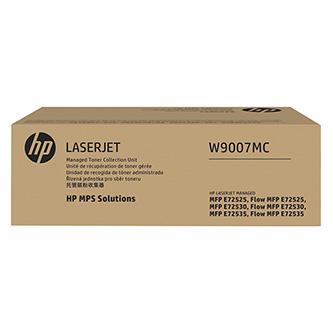 HP originální odpadní nádobka W9007MC, 100000str., HP LaserJet Managed MFP E72525, E72530, E72535, O
