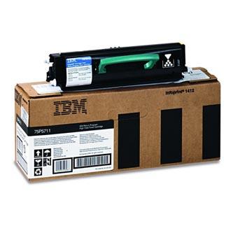 IBM originální toner 75P5711, black, 6000str., IBM Infoprint 1412, 1512