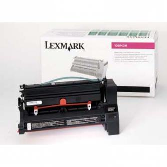 Lexmark originální toner 10B042M, magenta, 15000str., return, Lexmark C750