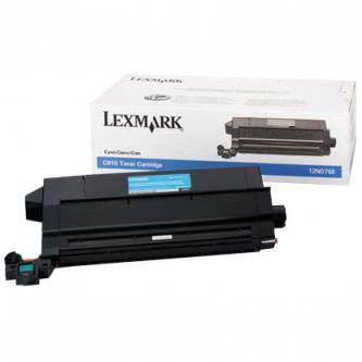 Lexmark originální toner 12N0768, cyan, 14000str., Lexmark Optra C910, C912, X912e