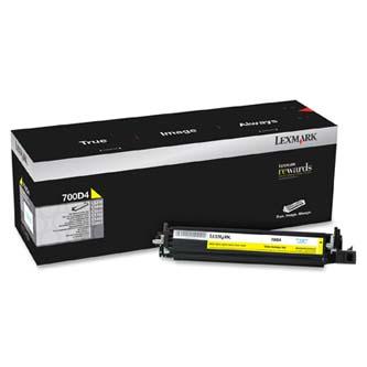 Lexmark originální developer 70C0D40, yellow, 40000str., Lexmark CX510de, CX410de, CX310dn, CS510de, CS410n, CS310n