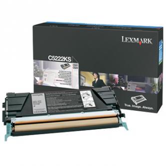 Lexmark originální developer 0C540X34G, yellow, 30000str., Lexmark X544x
