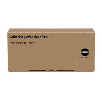 Konica Minolta originální toner 0940-501, yellow, 3500str., Konica Minolta PageWorks EX, L, LN, PS, PageWorks Pro,, O