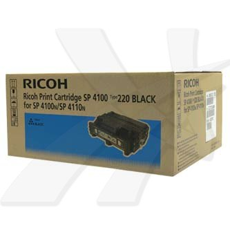Ricoh originální toner 402810, 403180, 407008, black, 15000str., Ricoh SP 4100,