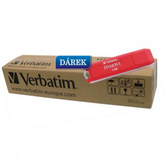 Verbatim DVD+R, DataLife PLUS, 10-pack, 4.7GB, 2-4x, 12cm, General, Standard, pro archivaci dat