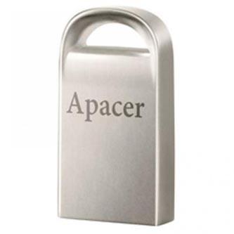 Apacer USB flash disk, USB 2.0, 32GB, AH115, stříbrný, AP32GAH115S-1, USB A