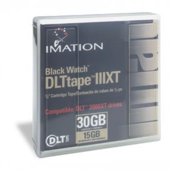 Imation DLT III XT, 15.0/30.0 GB, i12070