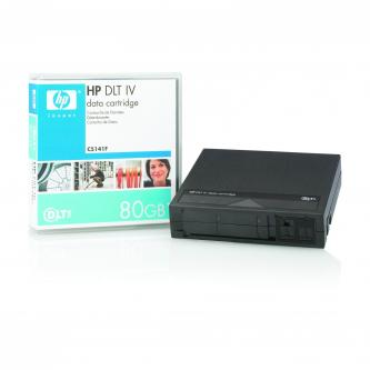 HP datová, DLT IV, 40.0/80.0 GB, C5141F