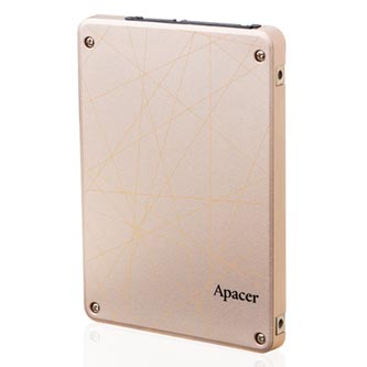 "SSD Apacer 2.5"", SATA III/USB C, 120GB, AS720, AP120GAS720-1 450 MB/s,540 MB/s"