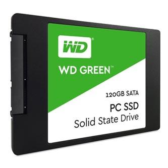 """SSD Western Digital 2.5"""", SATA III, 120GB, GB, WD Green, WDS120G2G0A 430 MB/s,545 MB/s"""