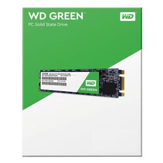 SSD Western Digital M.2 SATA III, M.2 SATA III, 240GB, GB, WD Green, WDS240G2G0B 240 MB/s,545 MB/s