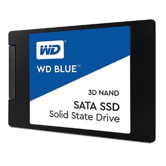 """SSD Western Digital 2.5"""", SATA III, 500GB, GB, WD Blue, WDS500G2B0A 530 MB/s,560 MB/s"""