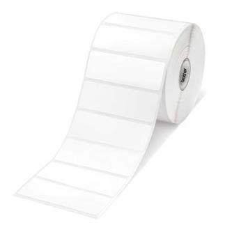Brother papírové štítky 76mm x 26mm, bílá, 1552 ks, RDS04E1, pro tiskárny řady TD, balení 12 ks, cena za kus