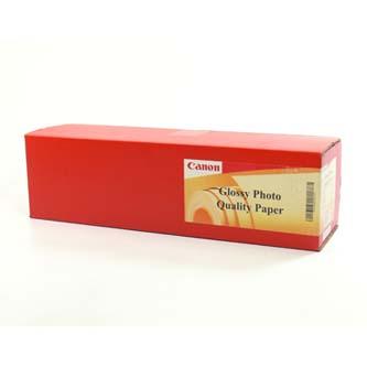 """Canon 432/30/Roll Paper Glossy Photo, 432mmx30m, 17"""", 6062B001, 240 g/m2, kvalitní papír, lesklý, bílý, pro inkoustové tiskárny, r"""