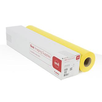 """Canon 594/150/76mm, Colored Paper, matný, 24"""", LFM425, 80 g/m2, papír, 594mmx150m, zářivě žlutá, pro inkoustové tiskárny, role, ne"""