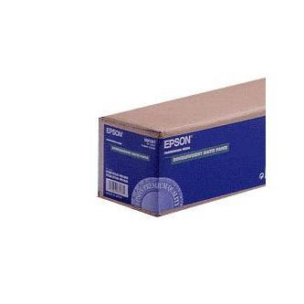 """Epson 1118/25/Doubleweight Matte Paper Roll, matný, 44"""", C13S041387, 180 g/m2, papír, 1118mmx25m, bílý, pro inkoustové tiskárny, r"""