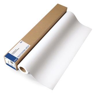 """Epson 610/15/Somerset Velvet Fine Art Paper Roll, sametový, 24"""", C13S041702, 255 g/m2, papír, 610mmx15m, bílý, pro inkoustové tisk"""