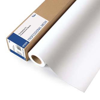 """Epson 1118/30.5/Proofing Paper White Semimatte, polomatný, 44"""", C13S042006, 256 g/m2, papír, 1118mmx30.5m, bílý, pro inkoustové ti"""
