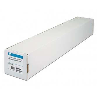 "HP 1067/22.9/Everyday Adhesive Matte Polypropylene, matný, 42"", 2-pack, C0F20A, 120 g/m2, samolepicí papír, 1067mmx22,9m, bílý, pr"
