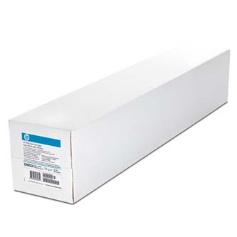 """HP 1372/61/Banner paper White Satin, saténový, 54"""", CH002A, 136 g/m2, papír, 1372mmx61m, bílý, pro inkoustové tiskárny, role, bann"""