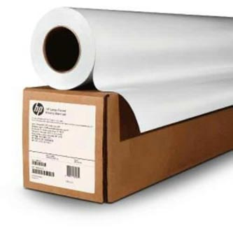 "HP Everyday Matte Polypropylene, Matný polypropylén, foto polypropylén, matný, 3-in Core, bílý, role, 42"", 120 g/m2, 1 ks, D9R29A"