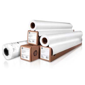 "HP 1067/30.5/Universal Heavyweight Coated Paper, matný, 42"", Q1414B, 131 g/m2, papír, 1067mmx30.5m, bílý, pro inkoustové tiskárny,"