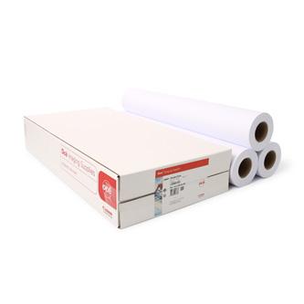 """Canon-Océ IJM021, 2"""", Roll Paper Standard, matný, 36"""", 3-pack, 7675B055, 90 g/m2, papír, 914mmx50m, bílý, pro technický tisk, role"""