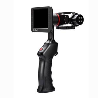 Gimbal, 2-Axis, pro fotoaparáty, dvouosý, černý, 800mAh, gyroskopický držák, WEWOW