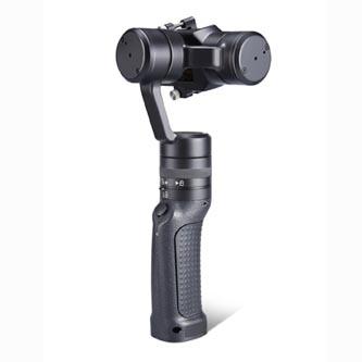 Gimbal, 3-Axis, pro fotoaparáty, trojosý, černý, 900mAh, gyroskopický držák, WEWOW