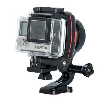 Gimbal, pro smartphony/fotoaparáty, jednoosý, černý, 550mAh, gyroskopický držák, WEWOW