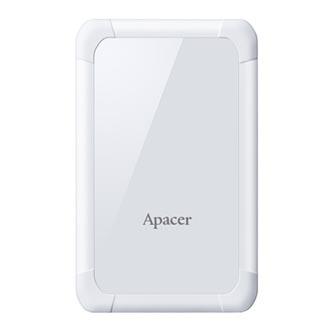 "Apacer externí pevný disk, AC532, 2.5"", USB 3.1, 1TB, AP1TBAC532W-1, bílý"