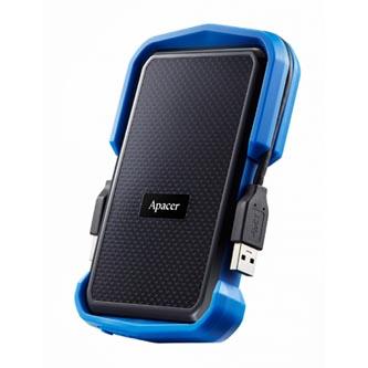 "Apacer externí pevný disk, AC631, 2.5"", USB 3.1, 1TB, AP1TBAC631U-1, modrý"