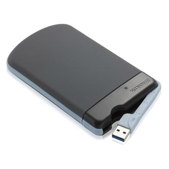 "Freecom externí pevný disk, Tough Drive HDD, 2.5"", USB 3.0, 500GB, 56058, šedý"
