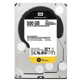 """Western Digital interní pevný disk, WD RE Raid, 3.5"""", SATA III, 0,5TB, 500GB, WD5003ABYZ"""