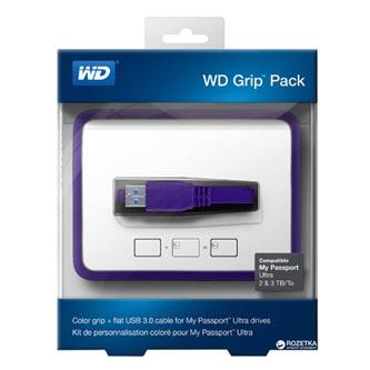 Ochranný rámeček Grip, Western Digital, WDBFMT0000NPL-EASN