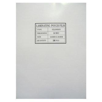 Fólie laminovací, A4, 80mic, antistatická, 100ks