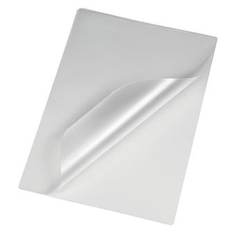 Fólie laminovací, 54 x 86mm, 125mic, transparentní, stadardní laminovací kaps, 100ks