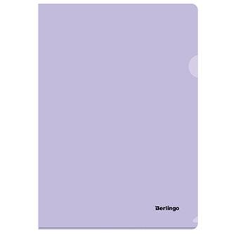 Obal na doklady A4, 180mic, fialový, Berlingo, Instinct, 20ks