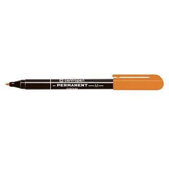 Centropen, marker 2846, oranžový, 10ks, 1mm, alkoholová báze, cena za 1ks