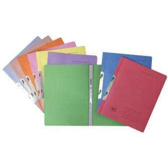 Rychlovazač H, A4, oranžový, Hit Office, závěsný, eko, cena za 1ks, 10ks