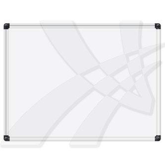 Tabule magnetická, 60 x 45cm, bílá, Vision Board
