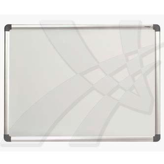 Tabule magnetická, 90 x 120cm, bílá, Dahle Basic-board