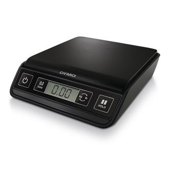 Váha poštovní Dymo, M1, S0928980, černá, nosnost 1kg