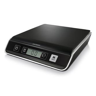 Váha poštovní Dymo, M5, S0929000, černá, nosnost 5kg