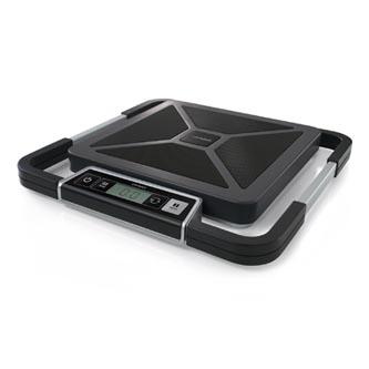Váha balíková Dymo, S100, S0929030, černá, nosnost 100kg