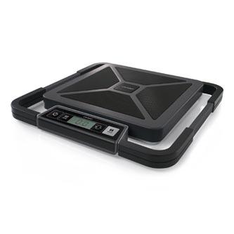 Váha balíková Dymo, S50, S0929020, černá, nosnost 50kg