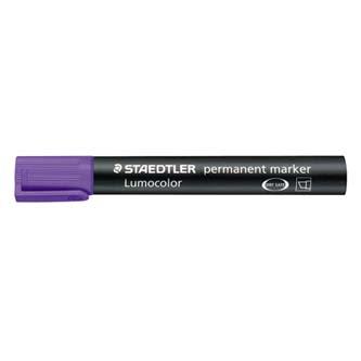 Popisovač 350, fialový, otěruvzdorný, šíře stopy 2-5mm