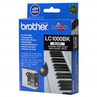 Brother originální ink LC-1000BK